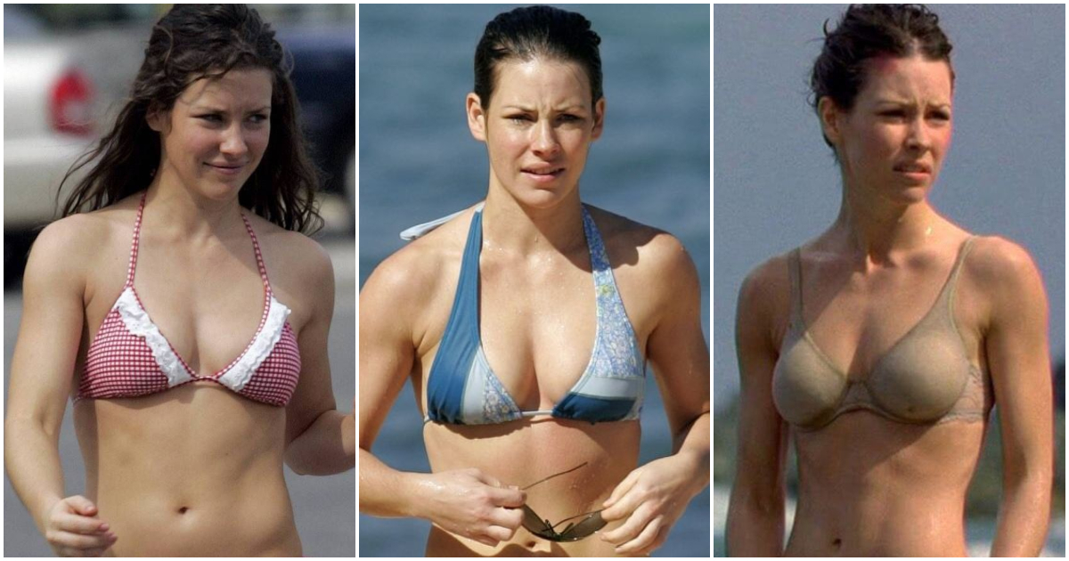 evangeline lilly leaked photos