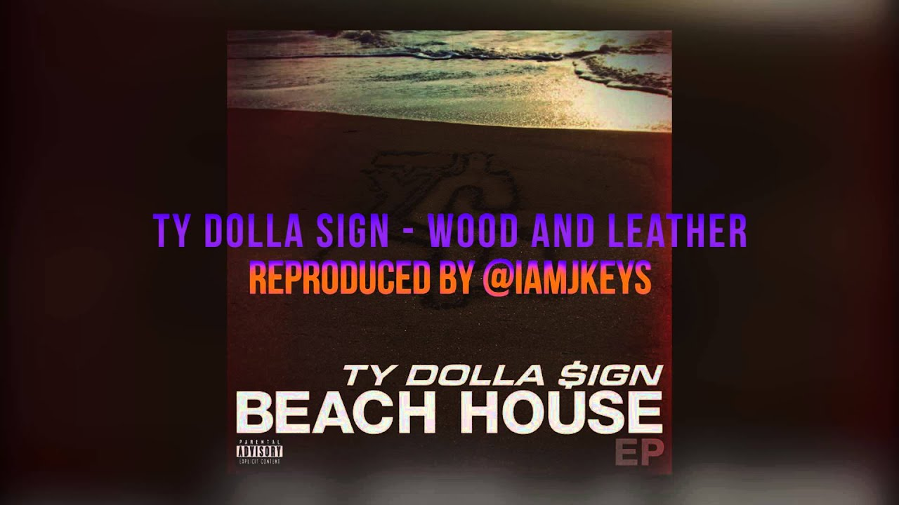 wood and leather ty dolla sign